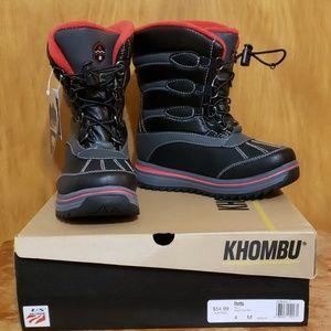 e2020434f656 Boys Khombu Winter Boots